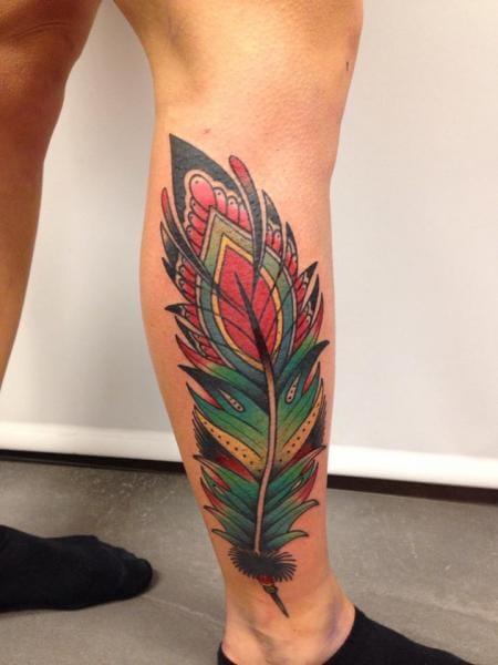 Tattoo by Filip Henningsson