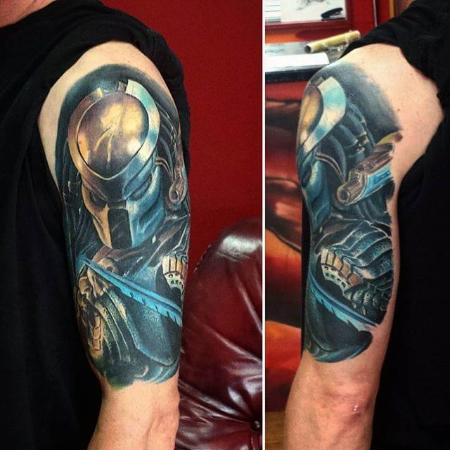 Tattoo by Dawid Walczak