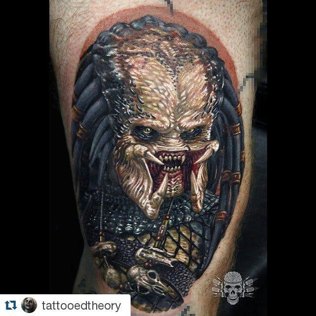 Tattoo by Henyale Camacaro