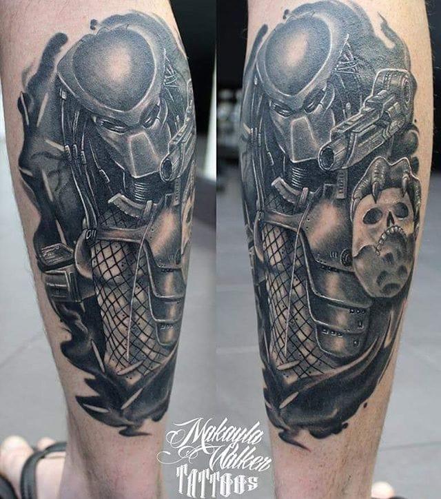 Tattoo by Makayla Walker