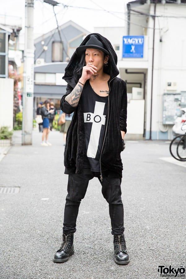 666Die_vil666/Courtesy of Tokyo Fashion