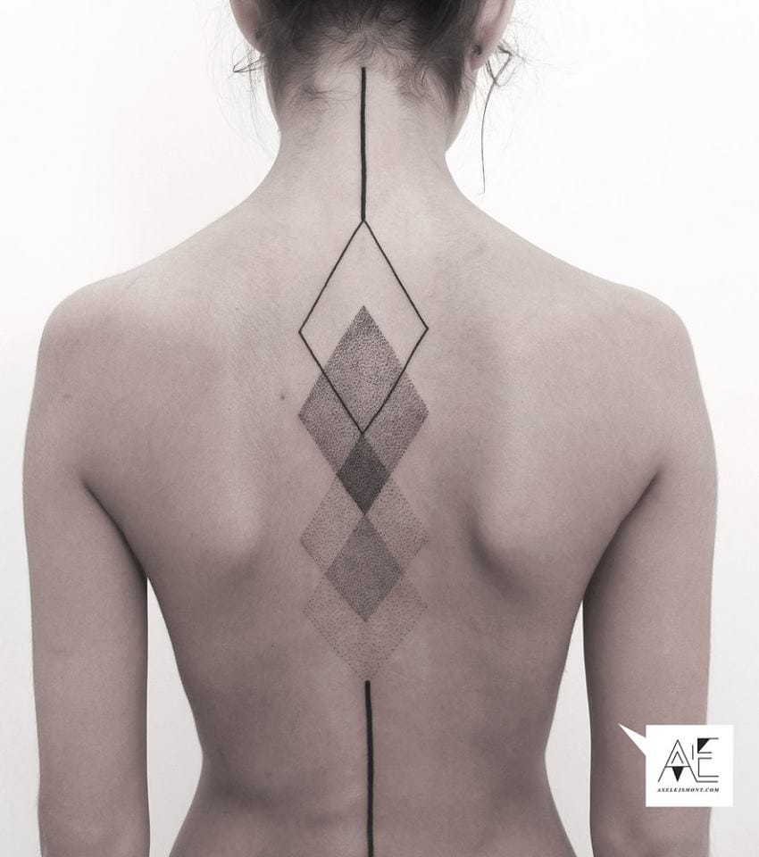Spine creativity.