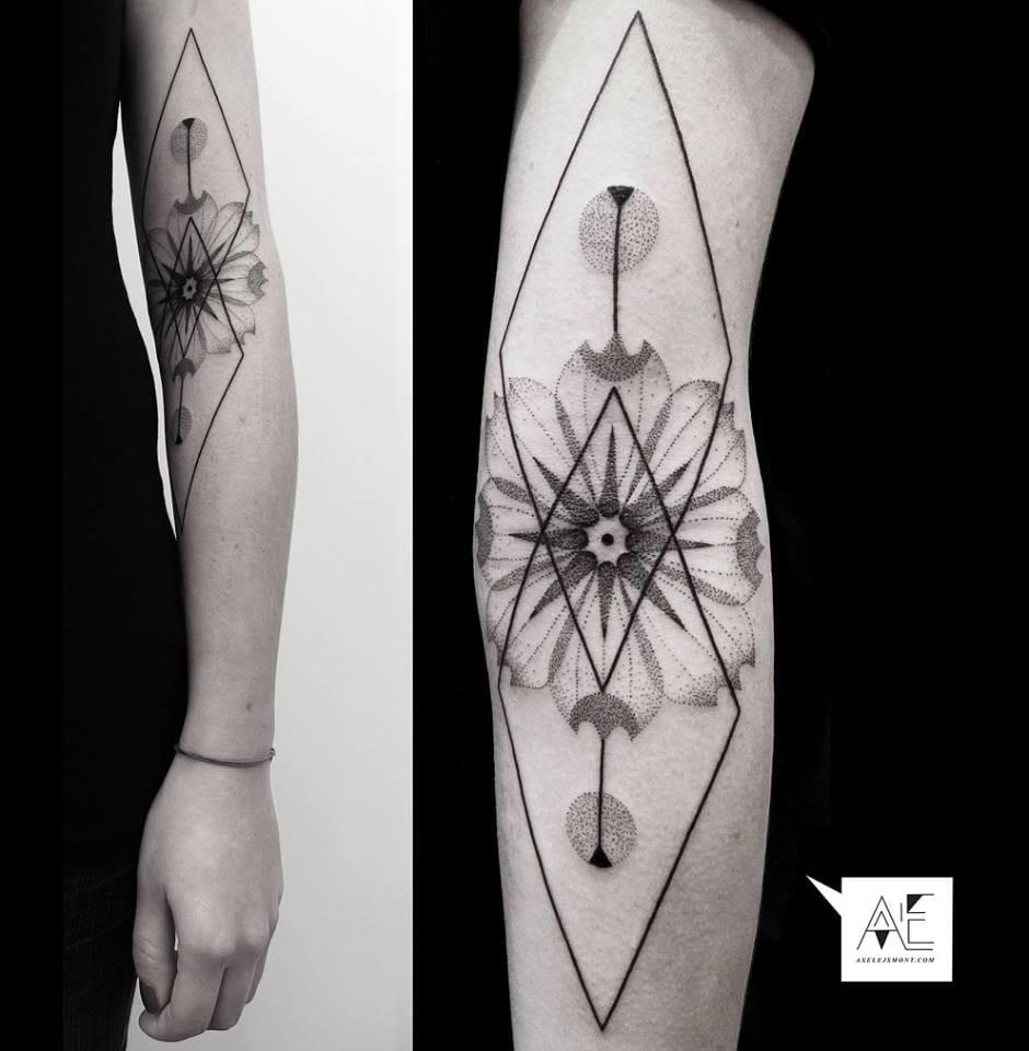 Pretty geometry.