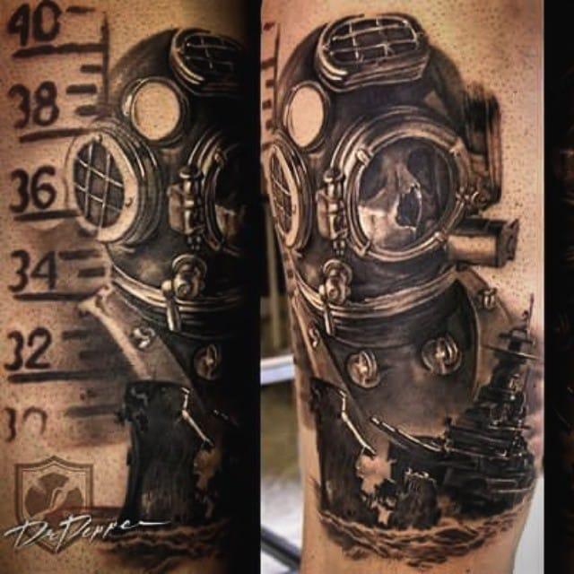 Incredible tattoo!