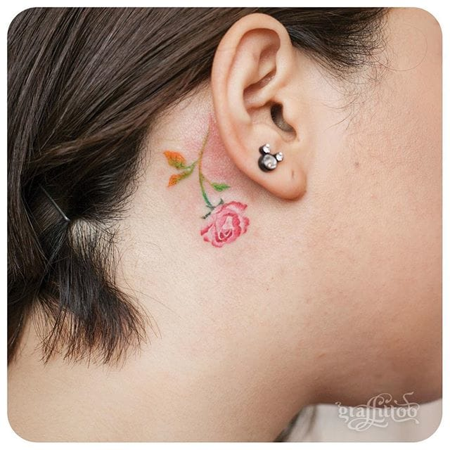 Subtle Little Tattoos By Graffittoo