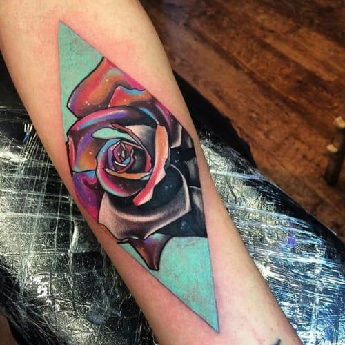 Tattoo by Andrew Marsh