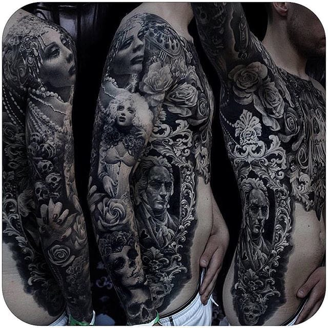 The 15 Most Badass Sleeves Of 2015
