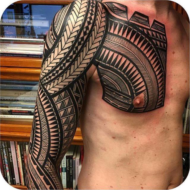Polynesian master Jeroen Franken (@jeroenfranken) does it again.