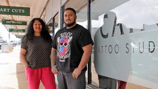Samoan Artists Create Live Tattoo Exhibition!