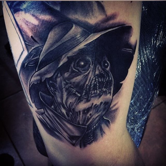 11 Spooky Scarecrow Tattoos