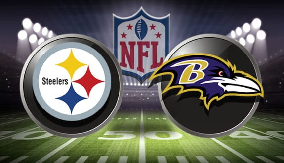 Steelers vs Ravens!!