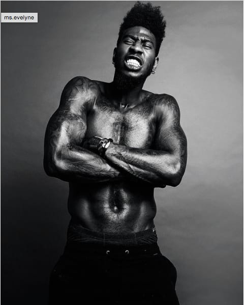 Shumpert Is Featured In January's Inked Magazine!