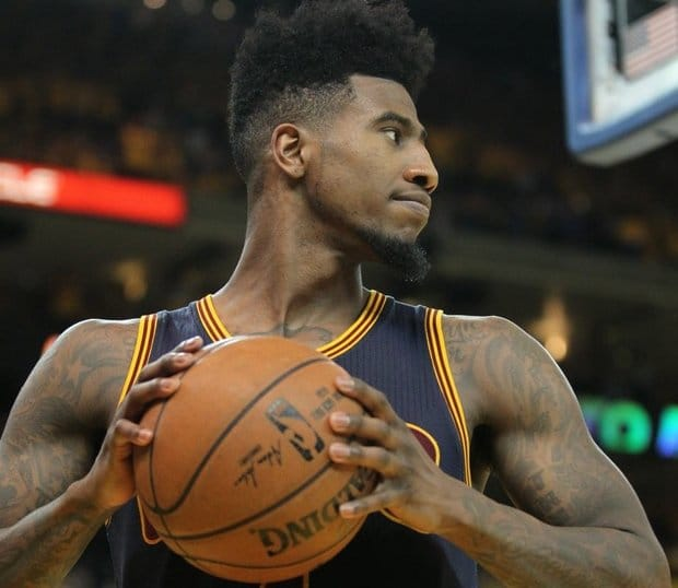 A Key Part Of Shumpert's Tattoos Are The Positioning Of Them