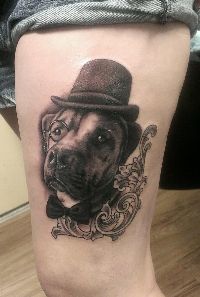 Irresistível cãozinho!