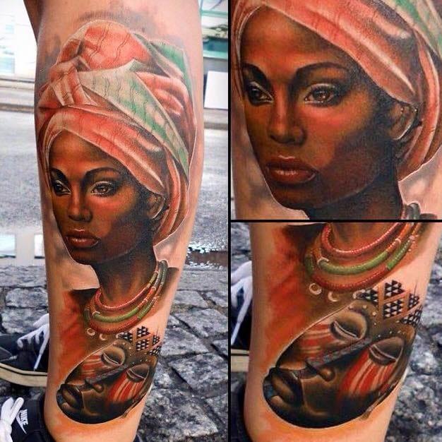 Maravilhosa tatuagem!!!