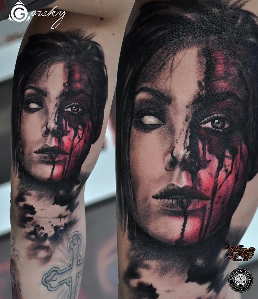 14 Tatuagens Impressionantes De Damian Gorski