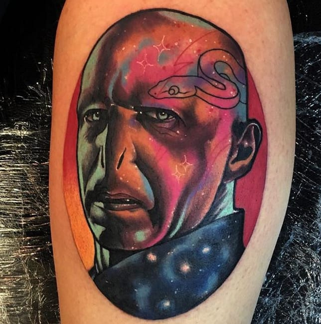 Voldemort by Little Andy, UK.