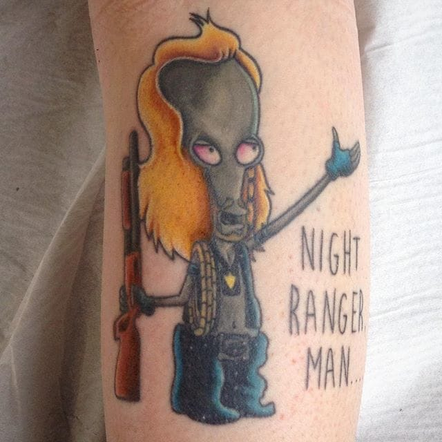 Tattoo by Alana Forsyth