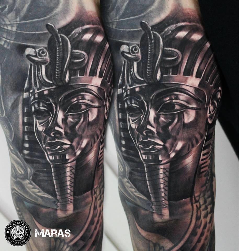 Os reis do Egito