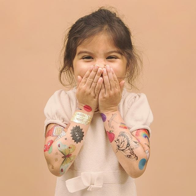 Tattly: Temporary Tattoo Parlor Offers Fun Designs For Everyone