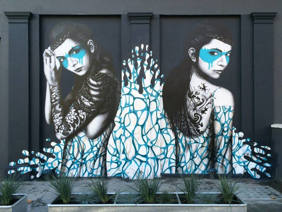 Awesome street art piece