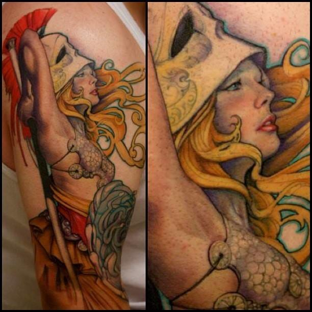 10 Fascinating Norse Mythology Tattoos
