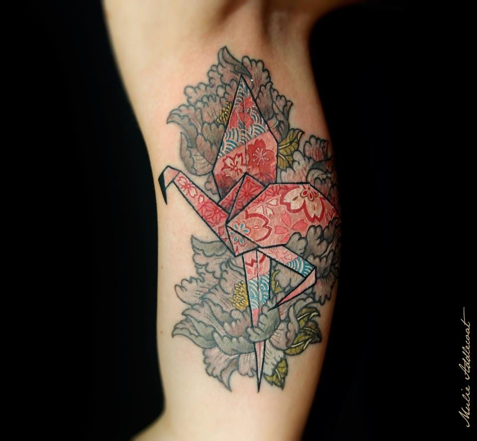 Tattoo by Mulie Addlecoat
