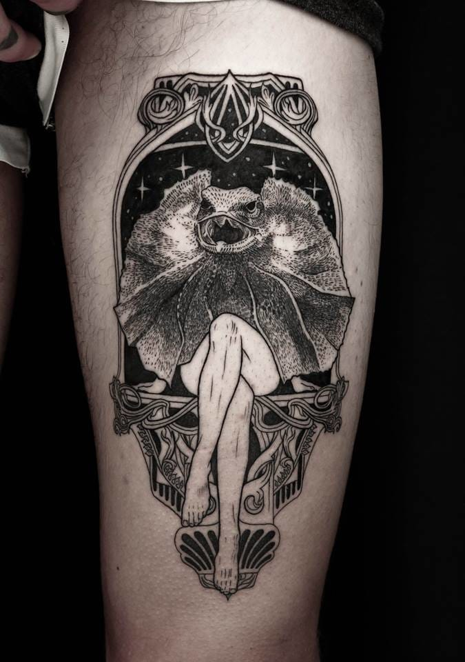 Talented Twins: Tattoos by Roma And Nick Broslavskiy
