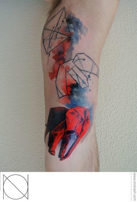 Tattoo by Ondrej Konupcik
