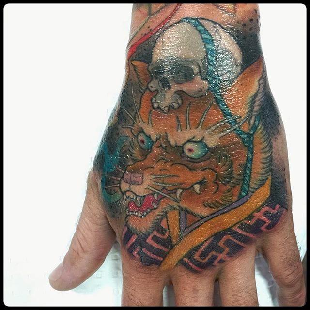 Tattoo by Biee Sae-Tang