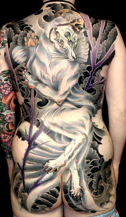 Tattoo by Jeff Zuck