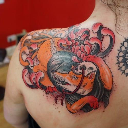 Tattoo by Matt Lambdin