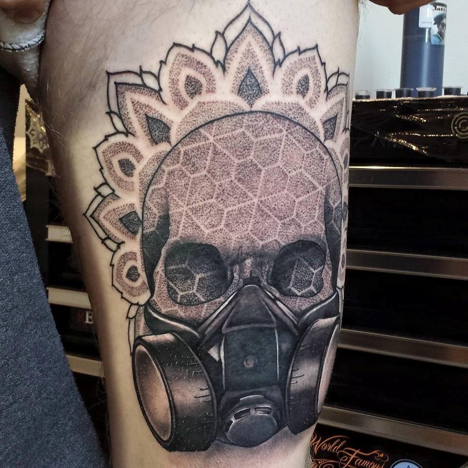 Nick Imms E 15 Tatuagens Numa Mescla De Estilos Linda
