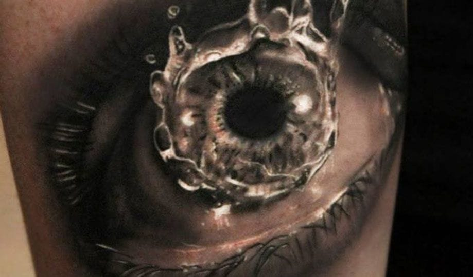 The Eye is common as a realism subject matter because of its striking visual impact. ALEX RODOLFO, Uragon Tattoo (Philippines) | currently in Norrkoping, Sweden
