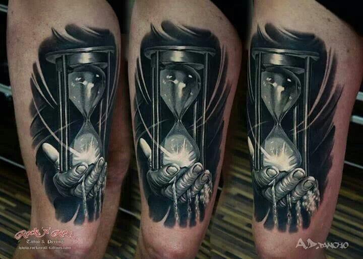 A.D. PANCHO, Rock n Roll Tattoo & Piercing (Katowice, Poland)