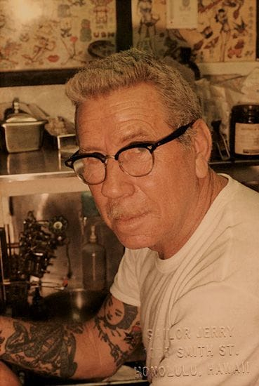 The Legend Of Sailor Jerry