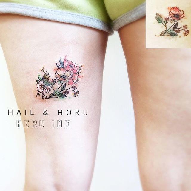 by horu tattoo