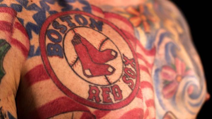 Boston Red Sox!!