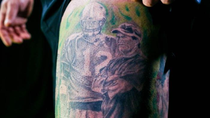 Tom Brady Tattoo