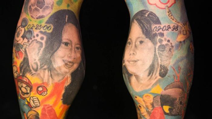Gootman's Daughter Tattoos
