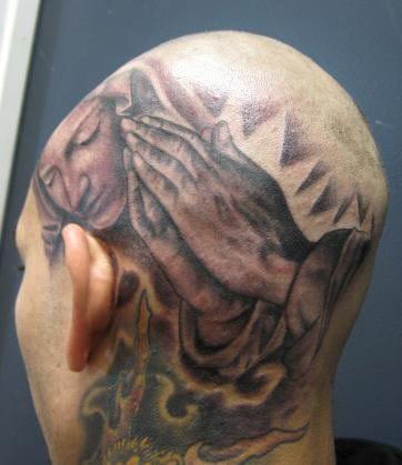 Praying Hands by Tommy Montoya