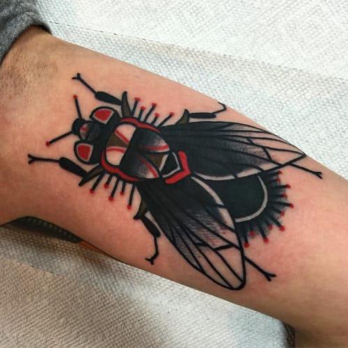 Tattoo by Derek Billingsley