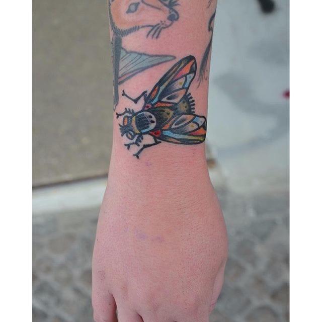 Tattoo by Robert Medler