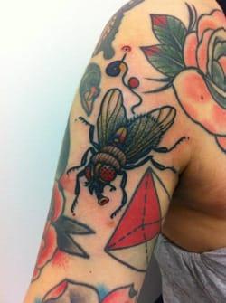 Tattoo by Giacomo Sei Dita