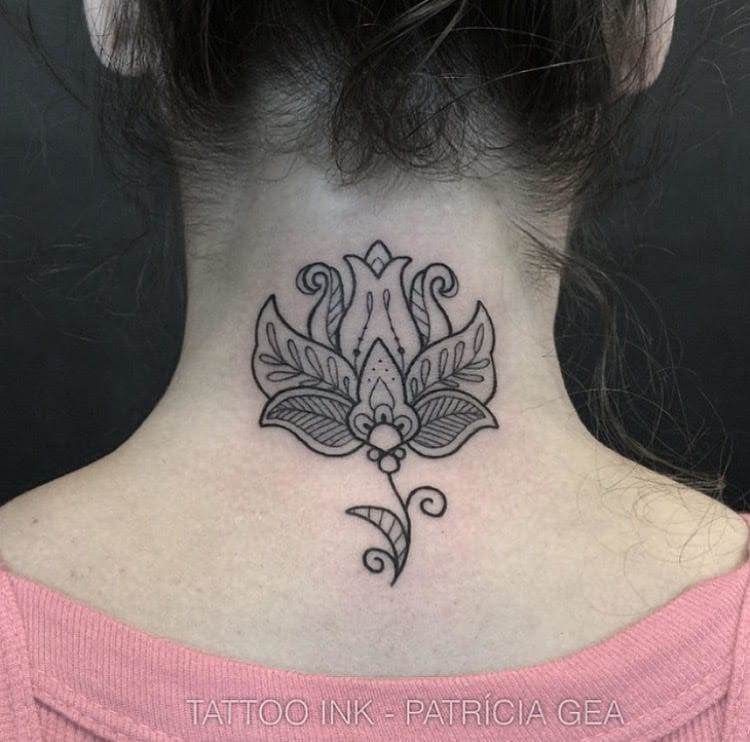 Pra quem gosta de tatuagens que podem ser escondidas!