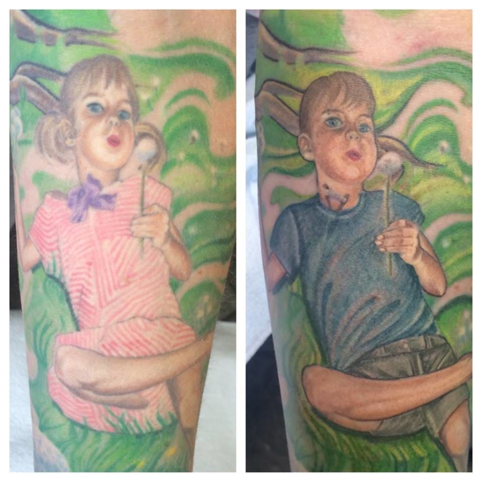 Story Of A Mom Who Updated Her Tattoo For Her FTM Transgender Child
