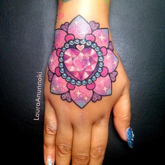 Hand piece.