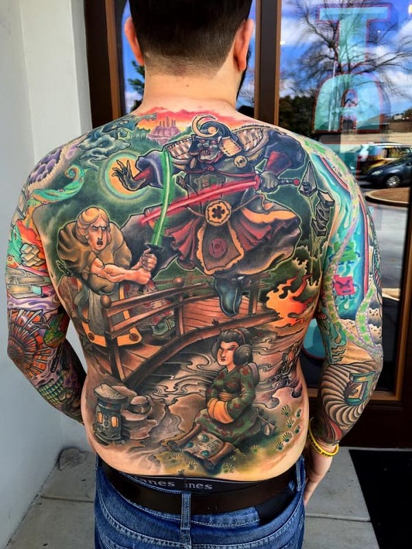 15 Geek Tattoos on Another Level