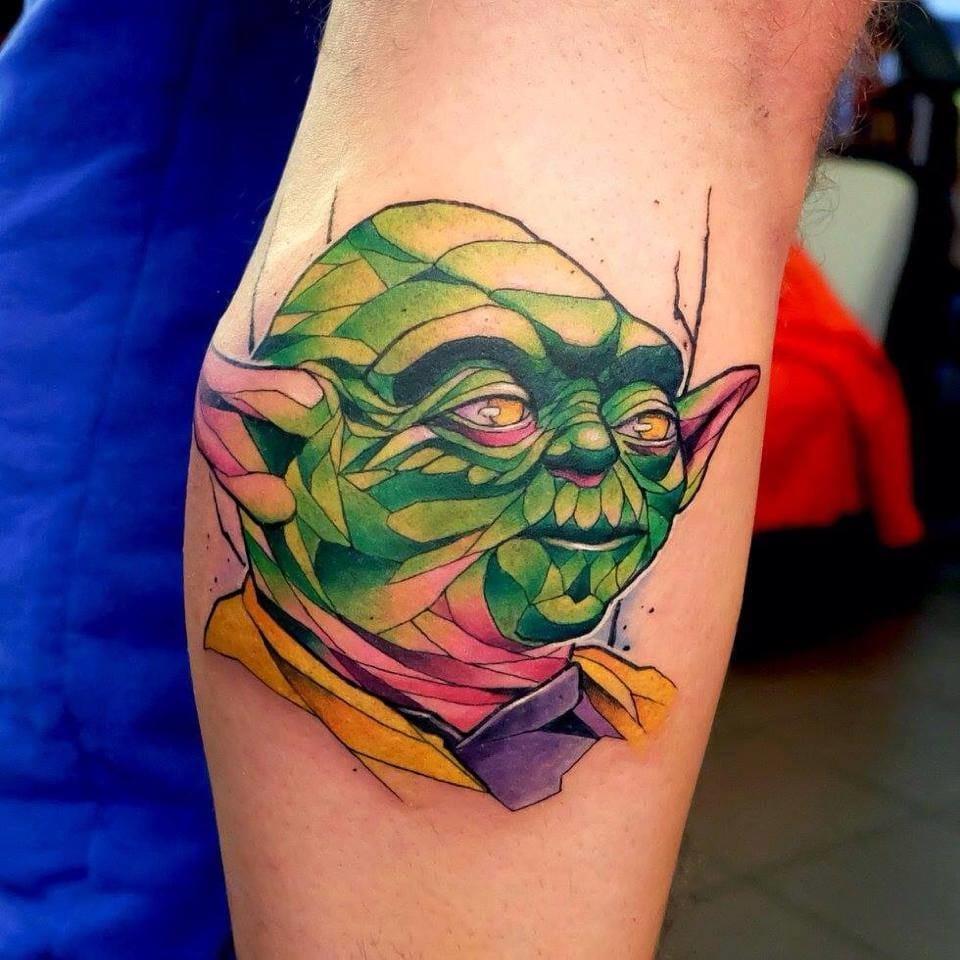 Creative Yoda by Duza.