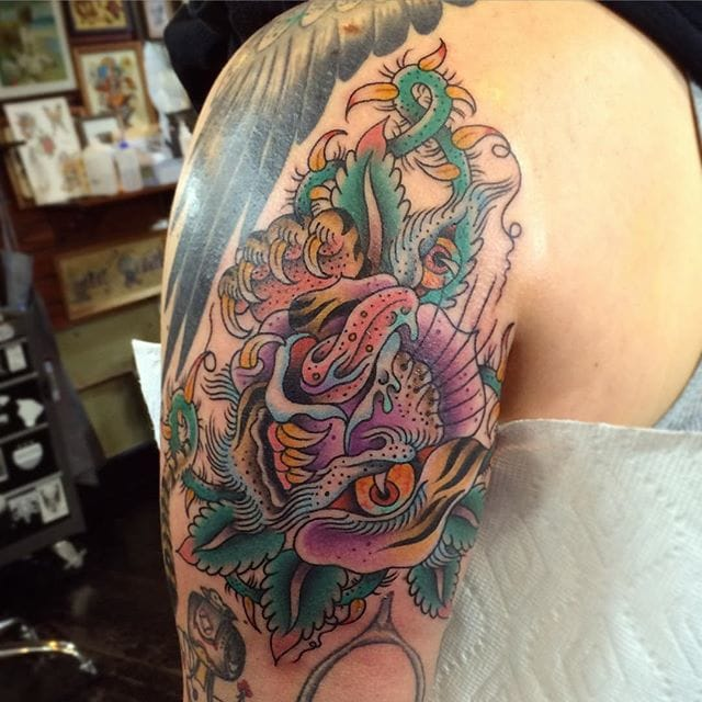 Tattoo by Greggletron